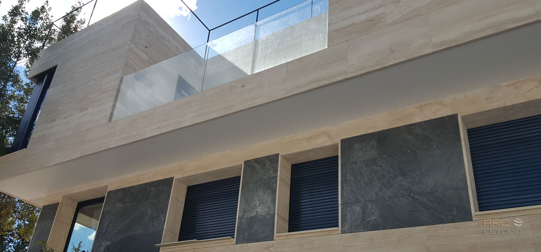 CASA-MESONCILLOS ARC Estudio Arquitecto Madrid